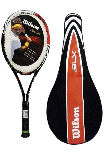 Wilson Bold BLX Tennis Racket + Full Length BLX Cover RRP £200