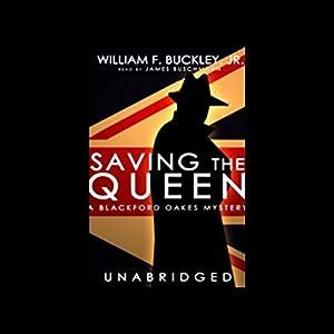 Saving the Queen Audiobook