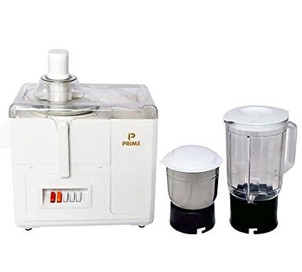 Prime 004 500W Juicer Mixer Grinder (2 Jars)