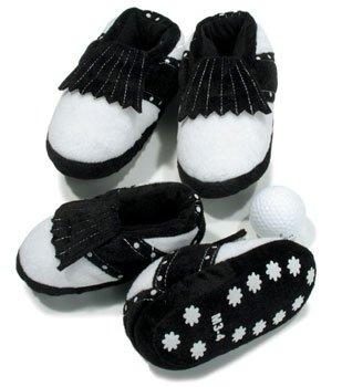 ProActive Child's Golf Slipper (Black, X-Small)