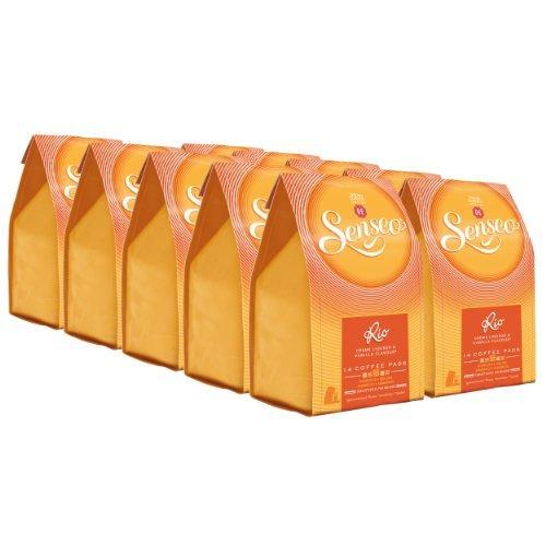 Senseo Rio Coffee Pads (8 Packs Of 14)