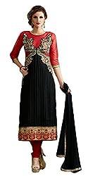 Sitaram womans long flared dress.