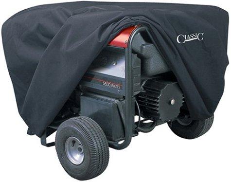 Classic Accessories 79537 Generator Cover, Large, Black