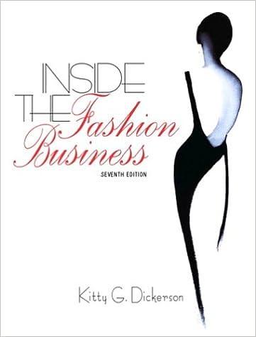 Fashion Books On Amazon Inside the Fashion Business