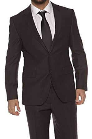 hugo boss black cashmere suit the crowley2 soft2 color. Black Bedroom Furniture Sets. Home Design Ideas