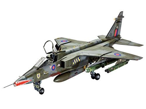 Revell-04996-Modellbausatz-Jaguar-GR1GR3-im-Mastab-148