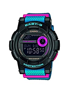 Casio BGD-180-2ER Baby-G AnaDigi Ladies Watch