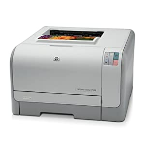 HP Color LaserJet CP1215 Printer manual c00911764