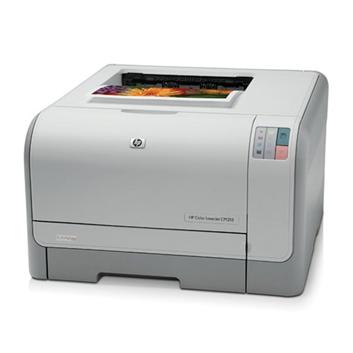 HP Color LaserJet CP1215 Printer User Manual c00911764 thumbnail