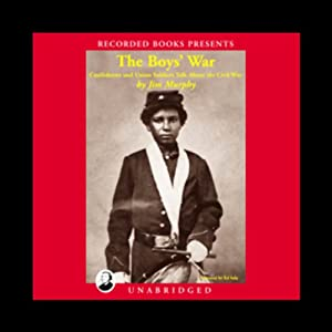 The Boys' War Audiobook