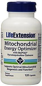 Life Extension Mitochondiral Energy Optimizer W/BioPQQ 120 Capsules