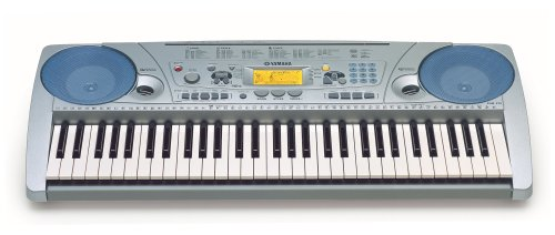 Yamaha psr275ms portable keyboard with 61 full size touch for Yamaha keyboard full size