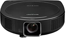 Sharp XV-Z30000 DLP Digital Video Projector HD HDMI Multimedia Home Theater