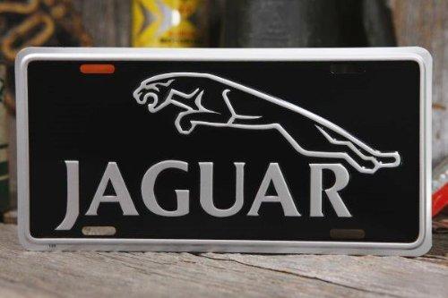 JAGUAR プレート ジャガー 英国車 雑貨 エンブレム CRLPS2511