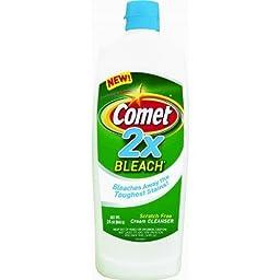 Comet Soft Cleanser Scratch Free Formula 24oz (678112560325)