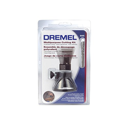 Dremel 565 MultiPro Tool Spiral Guide Attachment Kit