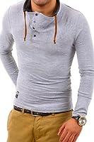 Carisma - T-shirt à manches longues col haut 3044