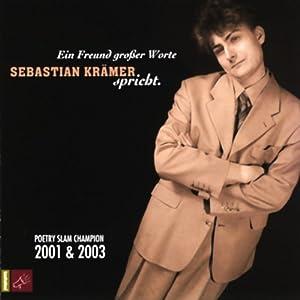 Sebastian Krämer spricht Hörbuch