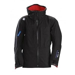 Buy Descente Mens 3934 Moe Jacket Black Large by Descente
