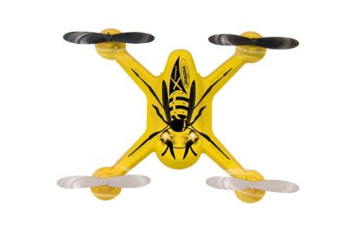Jamara-038130-Quadrocopter-X-Hornet-24GHz