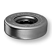 "Nice Thrust Bearing 6031/4V Full Complement Of Balls, Case Hardened Carbon Steel, 0.5000"" Bore x 1.0000"" OD x 0.3440"" Width"
