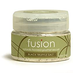 Fusion Black Truffle Salt - 5.5 oz