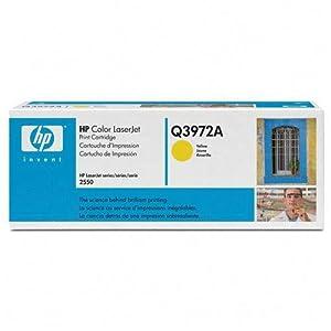 HP Q3972A yellow toner cartridge