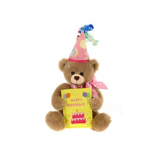 Plushland Birthday Cake Cardholder Bear 8