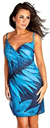 Saress Cross Over Beach Cover Up  8 Designs To Choose From