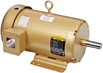 Baldor Em3616t General Purpose Ac Motor 3 Phase 184t