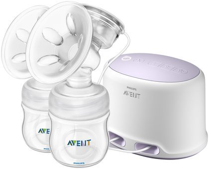 Philips Avent Double Electric Comfort Breast Pump, 2013 Version (Discontinued By Manufacturer)