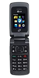 Straight Talk LG 420G Prepaid Cell Phone
