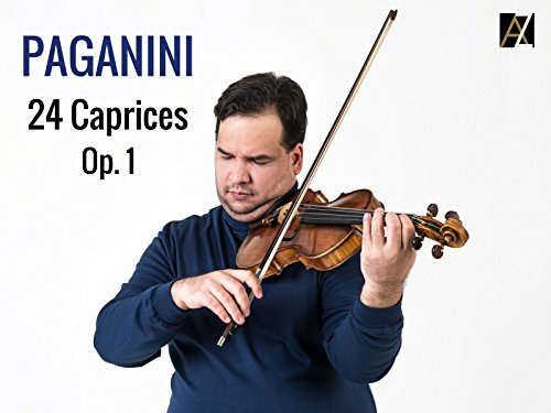 Paganini: 24 Caprices, Op. 1 - Season 1