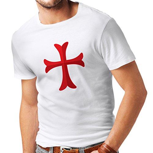 n4321-t-shirt-pour-hommes-la-croix-des-templiers-x-large-blanc-multicolore