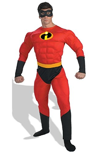 Mr Incredible Muscle - Adult Costume
