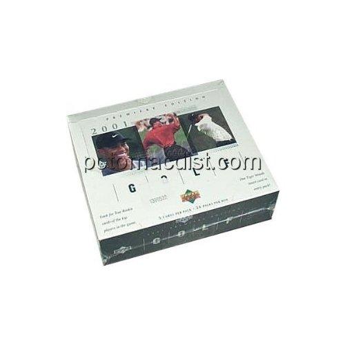Sale alerts for UPPER DECK Tiger Woods Golf Cards - Covvet