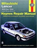 Mitsubishi Lancer Australian Automotive Repair Manual: 1990 to 1996 (Haynes Automotive Repair Manuals)