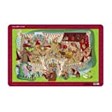 Crocodile Creek Knights Castle Placemat