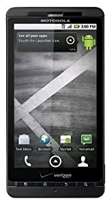 Verizon Motorola Droid X No Contract 1GHz 3G WiFi Camera Android Smartphone