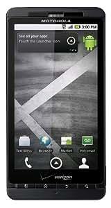 Verizon Motorola Droid X No Contract 1GHz 3G WiFi Camera Android Smartphone
