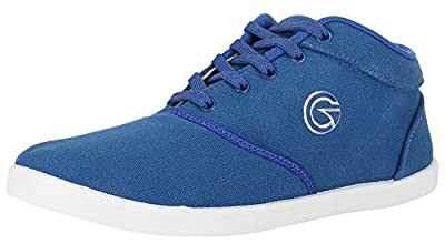 Globalite Men's Casual Shoes Crux Navy GSC0307