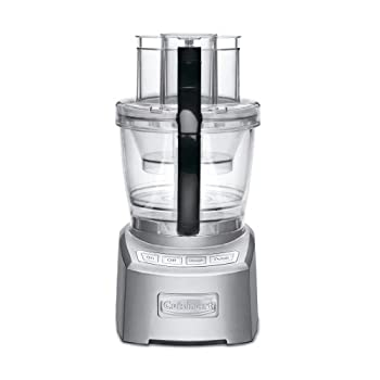 Equipped with a 1000-watt peak-power induction motor, this convenient food processor quickly and easily slices, dices, chops, and purees, helping to reduce prep time in the kitchen. It supplies a 4-1/2-cup small work bowl and an 11-cup medium work...
