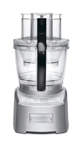 New Cuisinart FP-14DC Elite Collection 14-Cup Food Processor, Die Cast