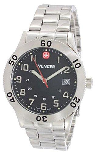 [ウェンガー] WENGER 腕時計 フィールドグレネーダー FIELD GRENADIER 100M防水 72966 メンズ [並行輸入品]