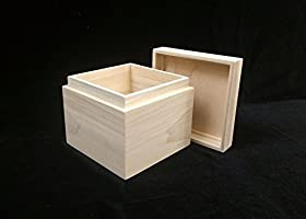 Unfinished Wooden Soap Mold / Cold Process