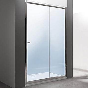 Porte de douche coulissante paroi paroi de douche pare douche verre verr - Pare douche coulissante ...