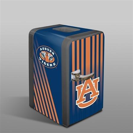 NCAA Auburn Tigers Portable Party Fridge, 15-Quart