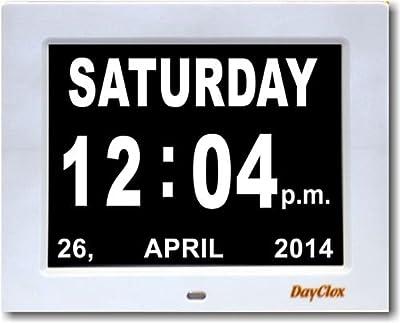 Digital Calendar Clock i7.6