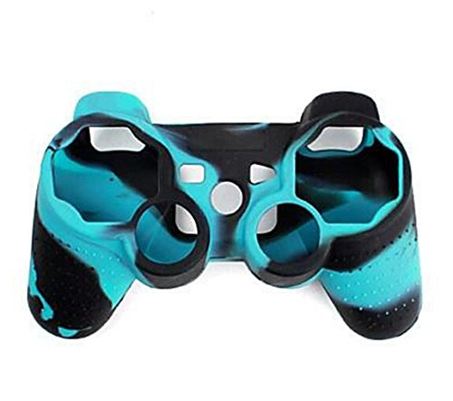 Liroyal Wireless Controller For Ps3 Silica Gel Set