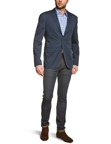 Herren Sakko Regular Fit 62345228910809 Gr. 102 Blau 0809 Blueprint
